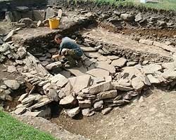 Iron Age structure