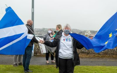 Orkney's Peaceful Protest