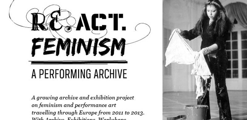 Re-act Feminism
