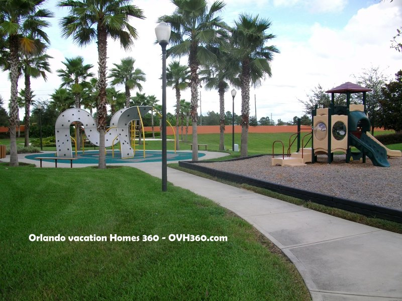 Solana Resort Is Located In Davenport South Of Orlando
