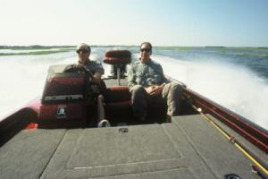 Orlando fishing guide ride