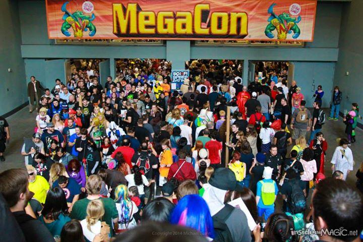 MegaCon2014