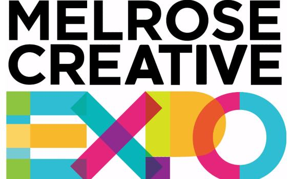 Melrose Creative Expo Logo
