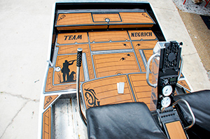 airboat seadek custom audio