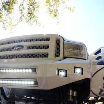 custom truck lights Florida