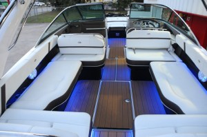 Regal Boats 2800 Series Custom Interior