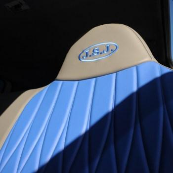 custom embroidery seats orlando