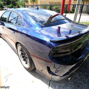 Dodge Hellcat SRT Charger