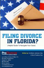 AnnMarie Divorce eBook - Community Involvement and Achievements