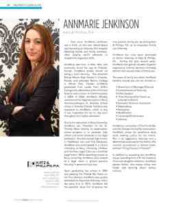 AnnMarie Orlando Style Magazine September 2014 pdf 248x300 - Community Involvement and Achievements