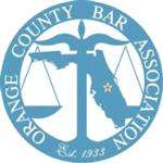 Orange County Bar Logo - Contact Us
