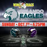 Watch Party at Wing Shack Eagles vs Vikings