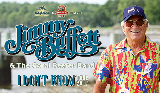 Jimmy Buffett – Amway – May 13 – 8pm | Orlando Entertainment News