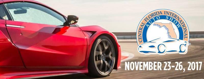 Central Florida International Auto Show Orange Co Convention