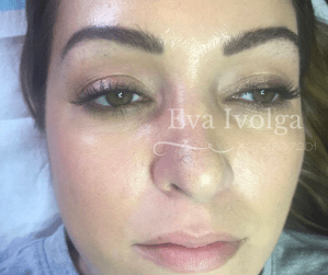 Microblading and Lash extensions