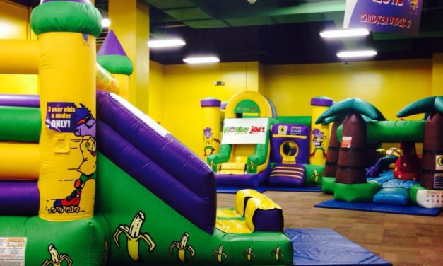 Indoor Play Places in the Orlando Area