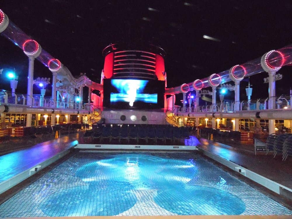 Disney Fantasy pool by yelp user Adrian C