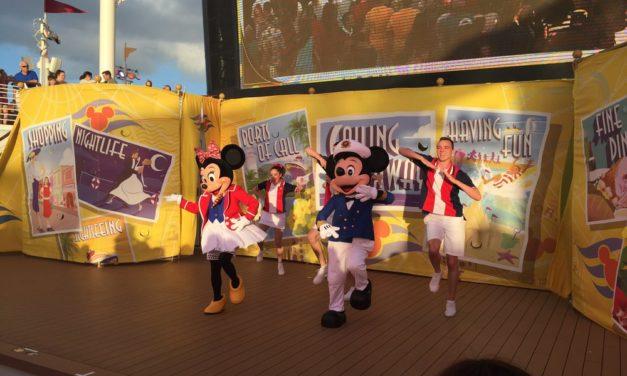 Disney Fantasy: Activities and Entertainment
