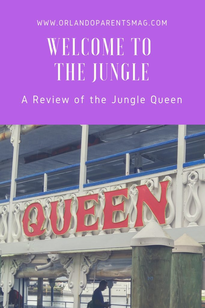 review of the jungle queen