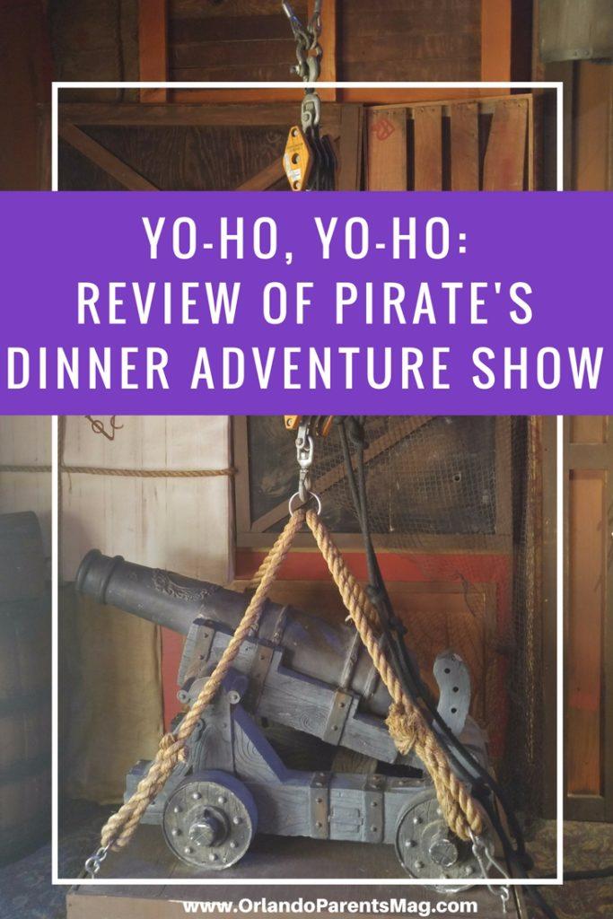 pirate show orlando