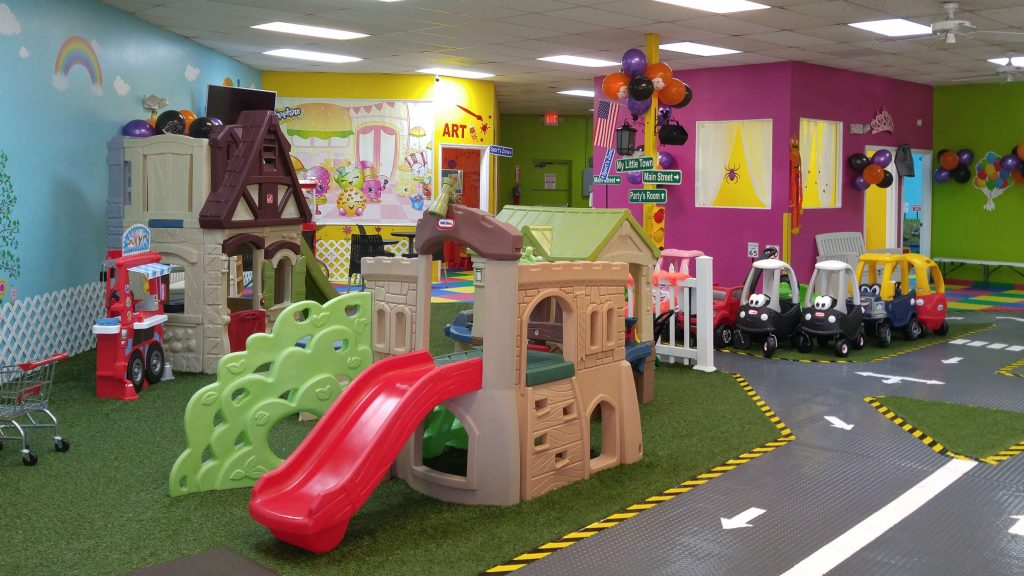indoor play space Orlando