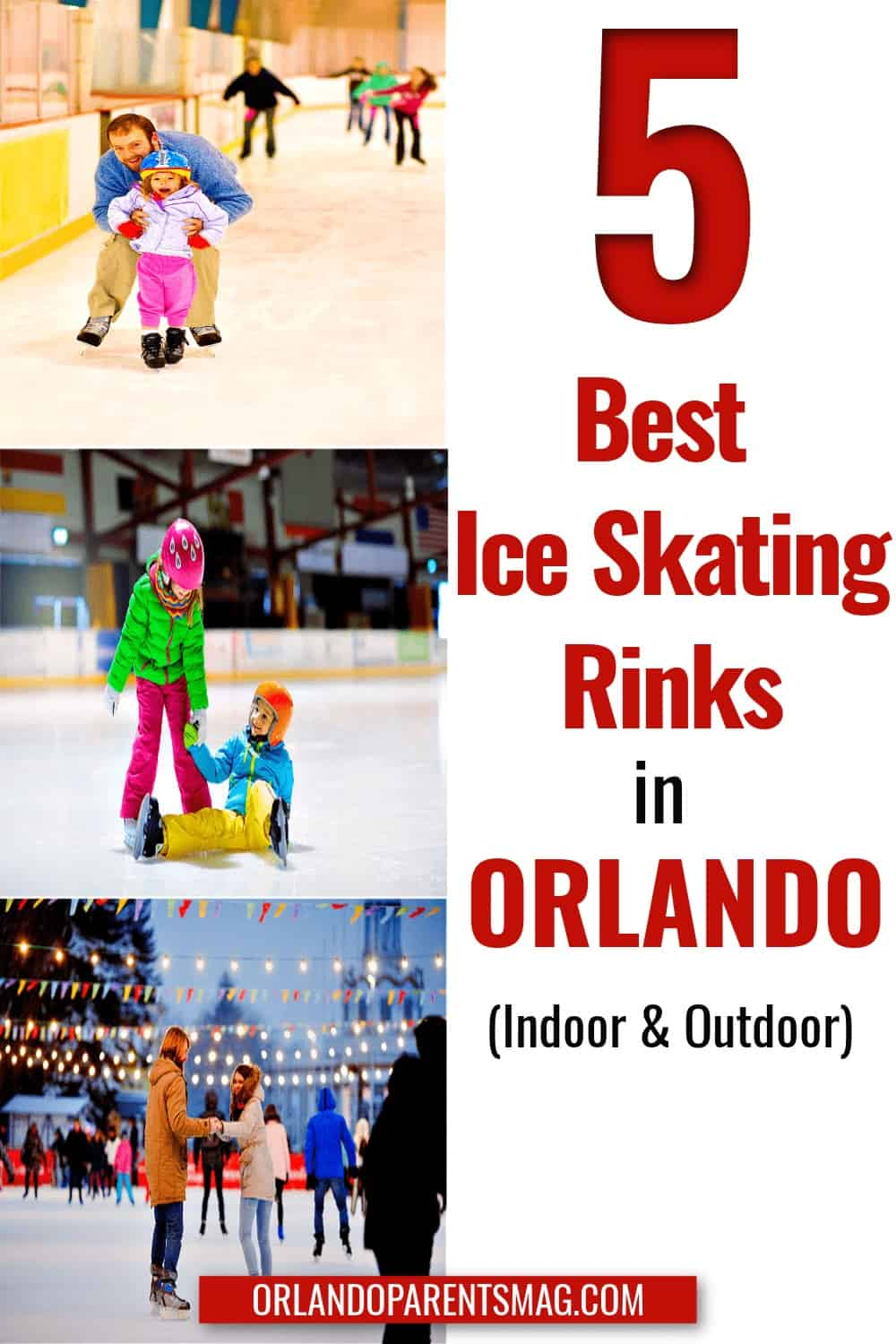 places to ice skate in orlando