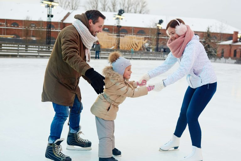 Ice Skating in Orlando