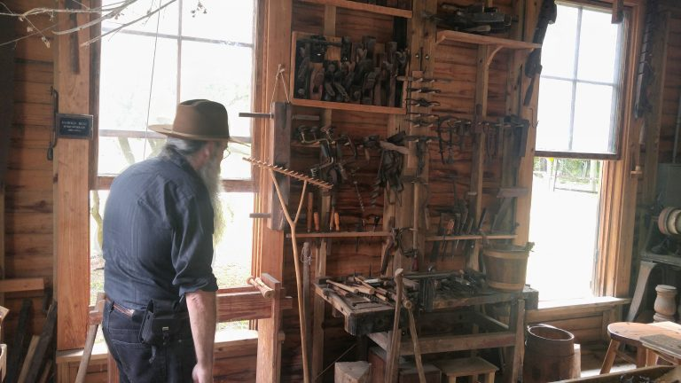 Go Back in Time at Barberville Pioneer Settlement