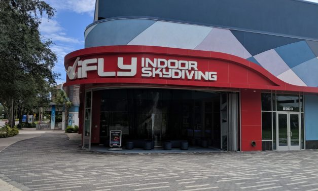 Flying High at iFly Orlando