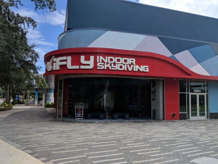 Flying High at iFly Orlando