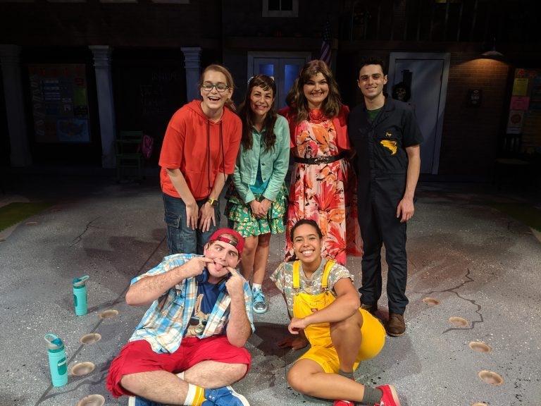 Review of Orlando Shakes' Miss Nelson is Missing