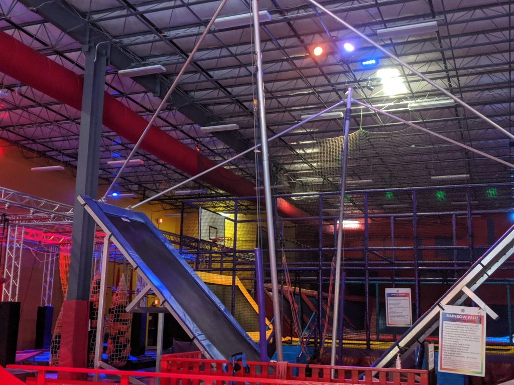 air trampoline orlando