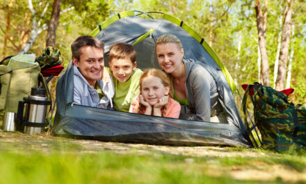 Where to Go Camping with Kids in Orlando and Beyond