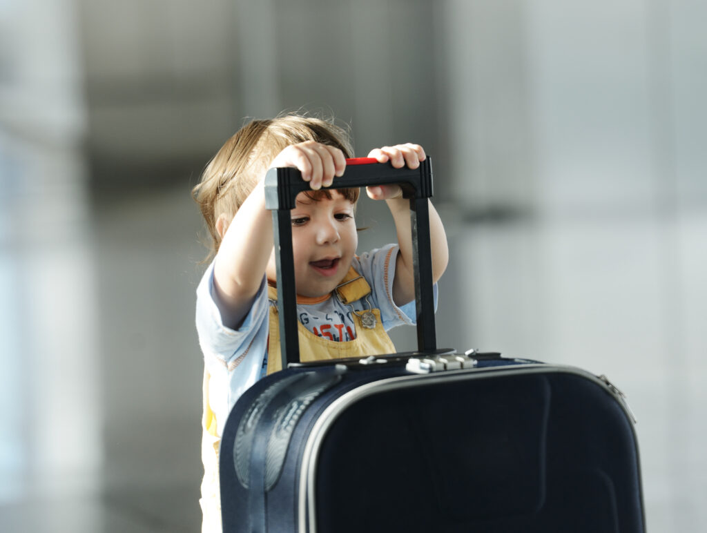 items for traveling with kids
