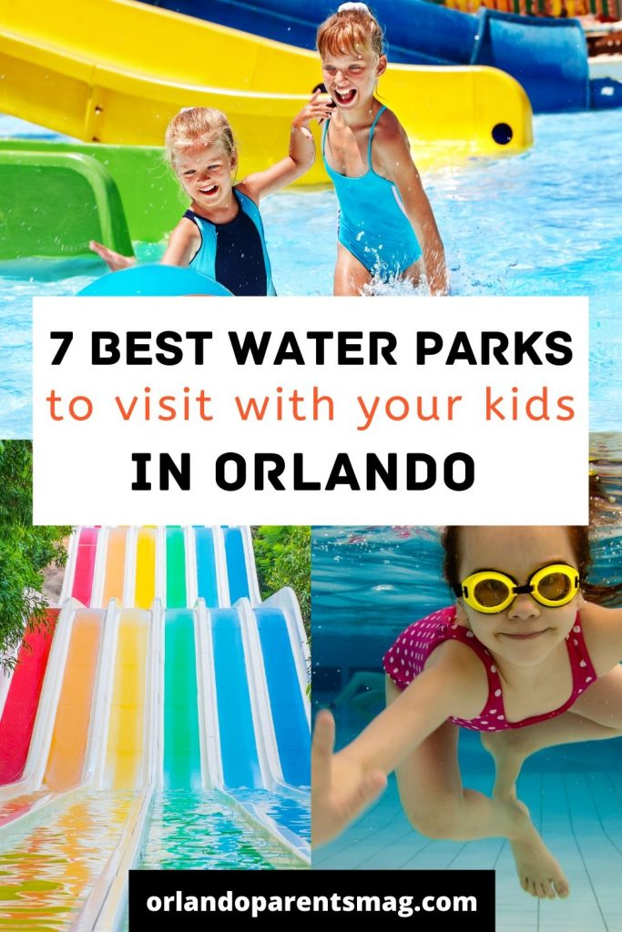 Orlando waterparks