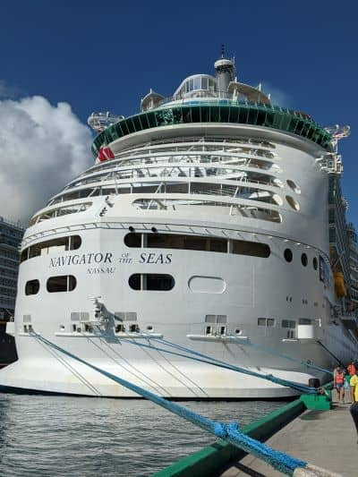 10 Tips To Ensure a Great Trip on the Navigator of the Seas