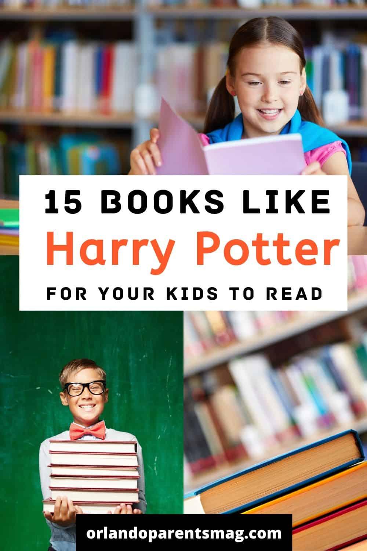 books like harry potter