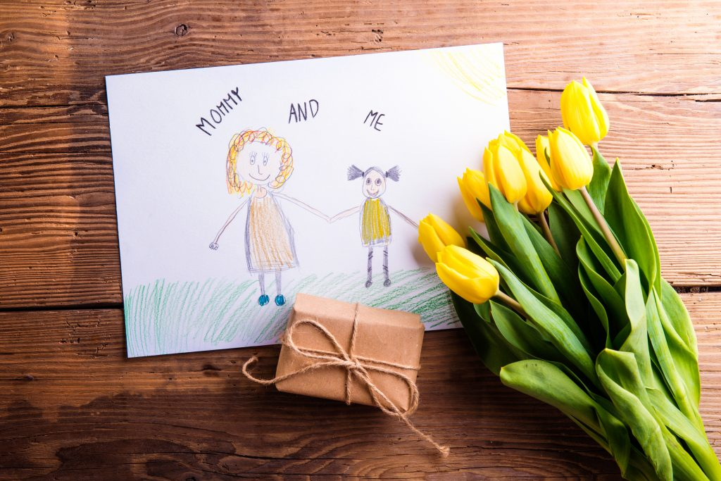 mothers day gifts kids can make