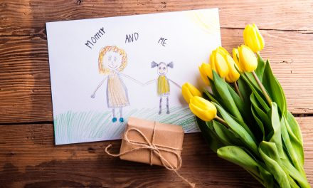 Homemade Mother's Day Gifts Kids Can Make