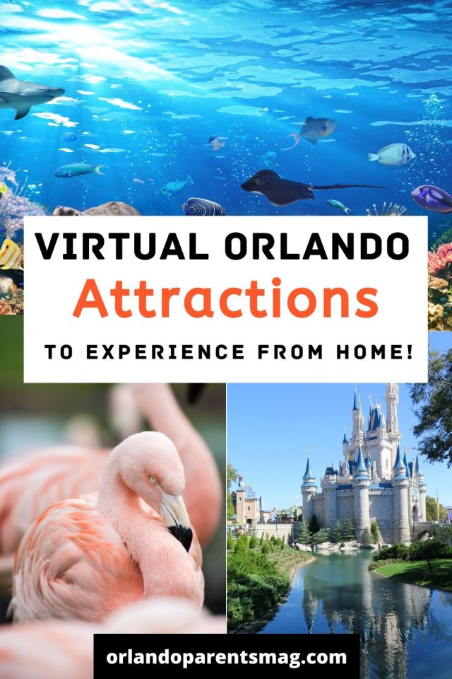 orlando attractions online