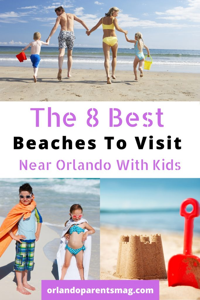 beaches in orlando
