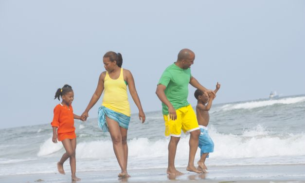 Top 8 Beaches to Visit With Kids in Central Florida