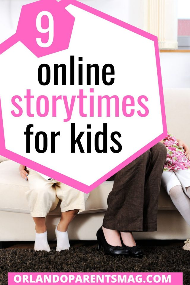 online storytime