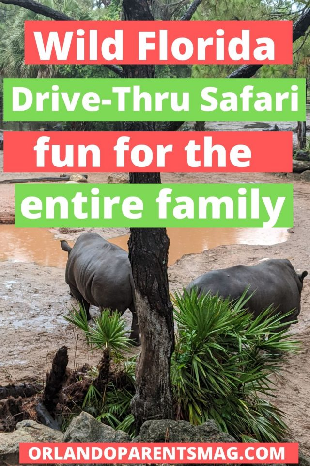 animal safari orlando