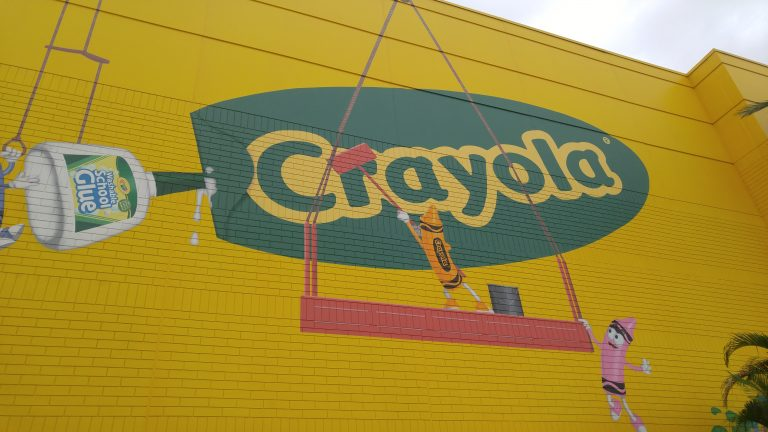 Crayola Experience Orlando: A Fun Experience for Kids