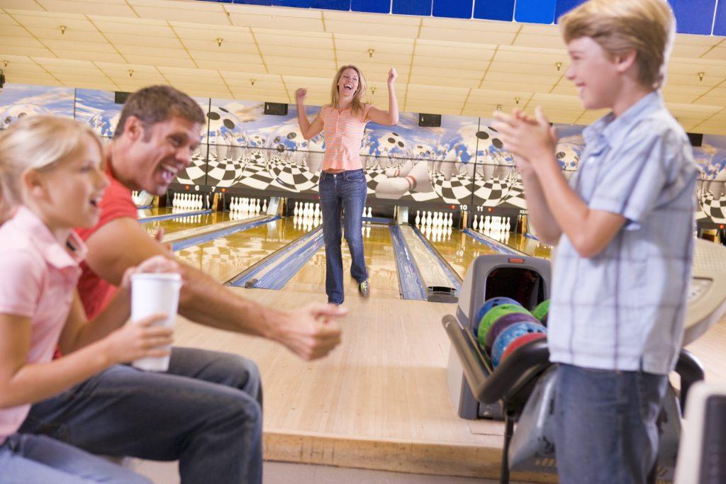 bowling in orlando