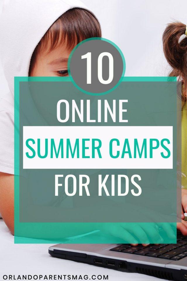 Orlando summer camps