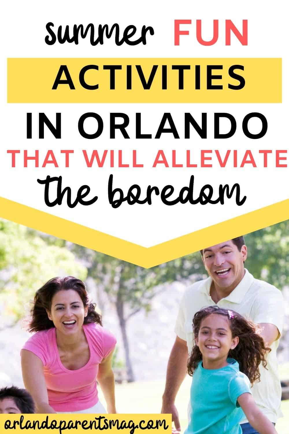 what to do with kids in orlando