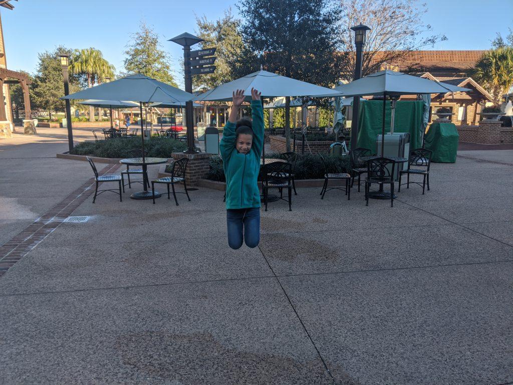 disney springs restaurants for kids