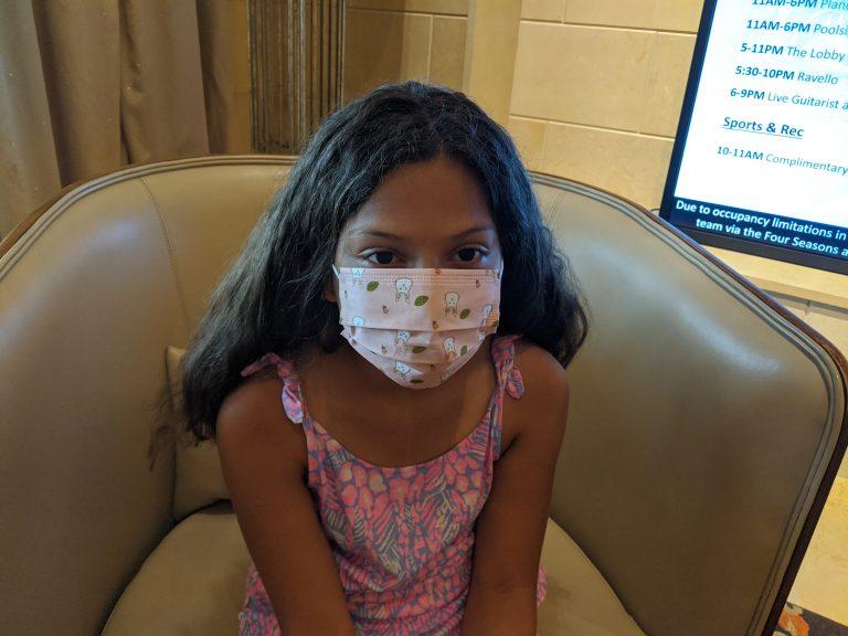 Cute Face Masks for Kids